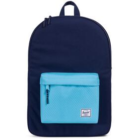 Herschel Classic rugzak blauw